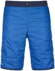 Ortovox Swisswool Piz Boè Mens Shorts Just Blue