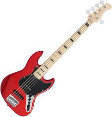 Sire Marcus Miller V7 Vintage Alder 5 2nd Gen Bright Metallic Red