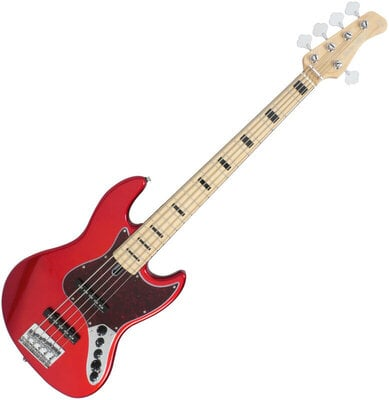 Sire Marcus Miller V7 Vintage Ash 5 2nd Gen Bright Metallic Red