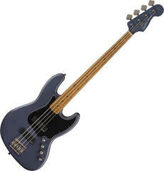 Fender Squier FSR Contemporary Active Jazz Bass HH Midnight Satin