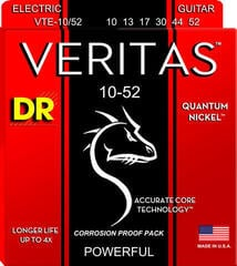 DR Strings VERITAS Quantum Nickel, Big & Heavy 10-52
