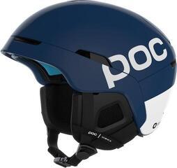 POC Obex Backcountry Spin Ski Helmet Lead Blue