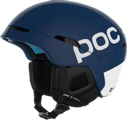 POC Obex Backcountry Spin Ski Helmet Lead Blue