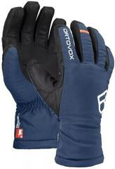 Ortovox Swisswool Freeride Mens Glove Night Blue