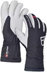 Ortovox Swisswool Freeride Womens Glove Black Raven L
