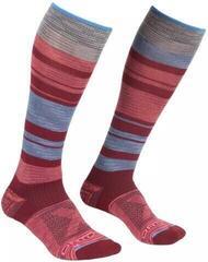 Ortovox All Mountain Womens Long Socks Warm Multicolour