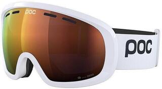 POC Fovea Mid Clarity Hydrogen White/Spektris Orange