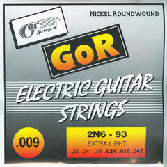 Gorstrings 2N6-93 Extra Light