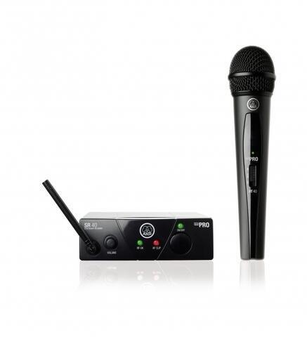 AKG WMS40 Mini Vocal ISM3