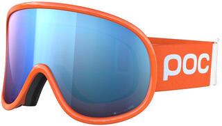 POC Retina Big Clarity Comp Fluorescent Orange/Spektris Blue