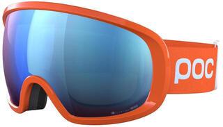 POC Fovea Clarity Comp + Fluorescent Orange/Spektris Blue