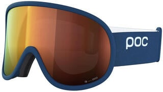 POC Retina Big Clarity Lead Blue/Spektris Orange