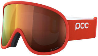 POC Retina Big Clarity Prismane Red/Spektris Orange