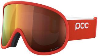 POC Retina Big Clarity Prismane Red/Spektris Orange