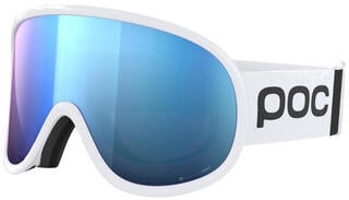 POC Retina Big Clarity Comp Hydrogen White/Spektris Blue