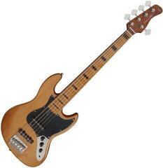Sire Marcus Miller V5 Alder-5 Natural (B-Stock) #929078 (Разопакован) #929078