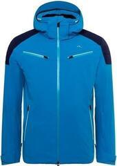 Kjus Formula Mens Ski Jacket Aruba Blue/Atlanta Blue