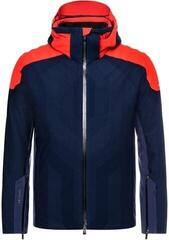 Kjus Freelite Mens Jacket Atlanta Blue/Scarlet