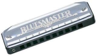 Suzuki Music Bluesmaster 10H E Diatonic harmonica