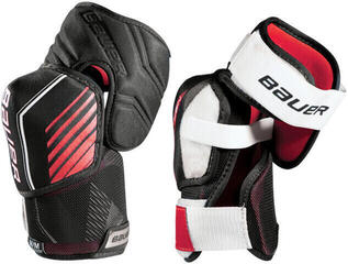 Bauer NSX Elbow Pad Junior Black/Red