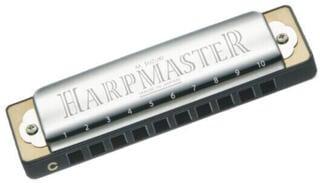 Suzuki Music Harpmaster 10H E Diatonic harmonica