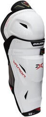Bauer Vapor 2X Shin Guard White/Black
