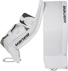 Bauer GSX Goal Pad White