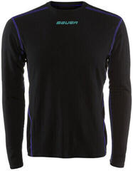 Bauer Basics Longsleeve Top Black
