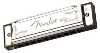 Fender Blues Deluxe B Flat Diatonikus szájharmonika