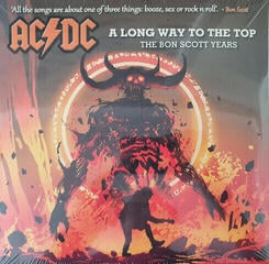 AC/DC A Long Way To The Top (2 LP) Stereo