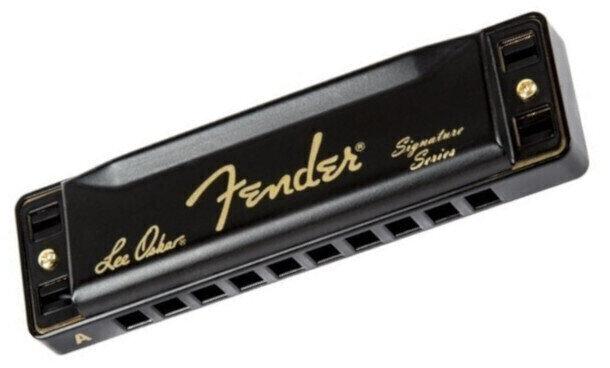 Fender Lee Oskar Limited Edition Harmonica A