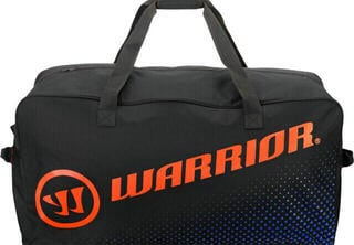 Warrior Q40 Carry Bag Small Black/Orange/Blue