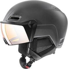 UVEX Hlmt 700 Visor 20/21 Black Mat
