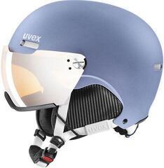 UVEX Hlmt 500 Visor 20/21 Dust Blue Mat