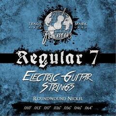 Framus Blue Label 7-string Regular 010-064