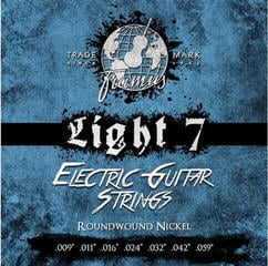 Framus Blue Label 7-string Light 009-059