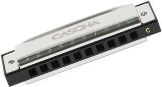 Cascha HH 2007 Blues C Diatonic harmonica