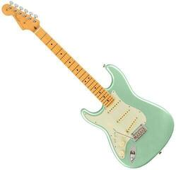 Fender American Professional II Stratocaster MN LH Mystic Surf Green