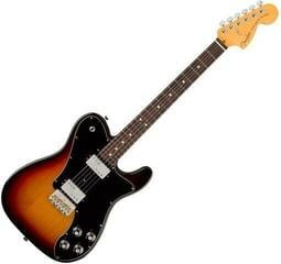 Fender American Professional II Telecaster Deluxe RW 3-Color Sunburst (B-Stock) #929565 (Unboxed) #929565