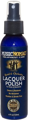 MusicNomad MN700 Lacquer Polish for Brass & Woodwind