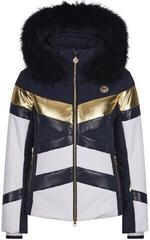 Sportalm Queen Womens Ski Jacket Gold