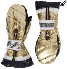 Sportalm Guelph Metall Gloves Gold