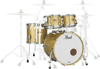 Pearl MRV924XEP Masters Maple Reserve Bombay Gold Sparkle