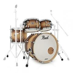 Pearl MCT924XEFP Masters Complete Satin Natural Burst