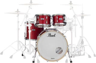 Pearl MCT924XEP Masters Complete Inferno Red Sparkle