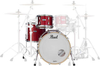 Pearl MCT943XEP Masters Complete Inferno Red Sparkle