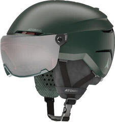 Atomic Savor Visor JR Dark Green 51-55 20/21