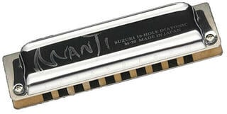 Suzuki Music Manji 10H E Diatonična ustna harmonika