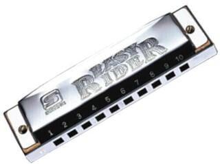 Suzuki Music Easy Rider 10H G Diatonic harmonica