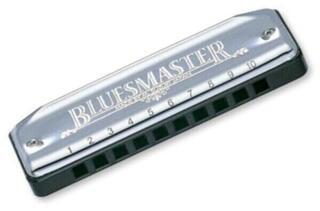 Suzuki Music Bluesmaster 10H D Diatonična ustna harmonika